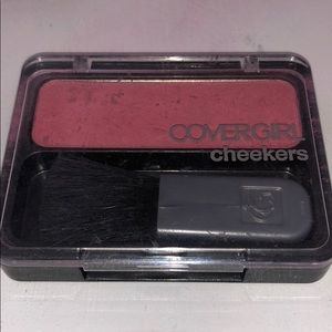 Never Used Blush!